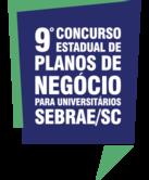 9º Concurso Plano de Negócio Sebrae-SC