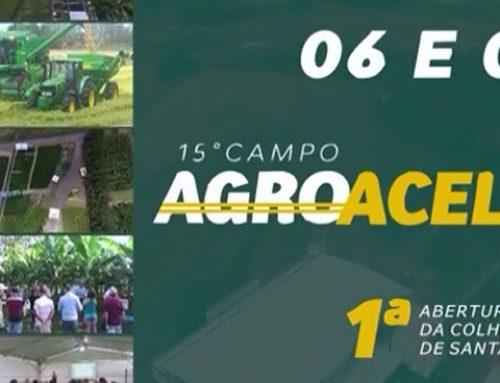 Feira: 15° Campo – AGROACELERADOR