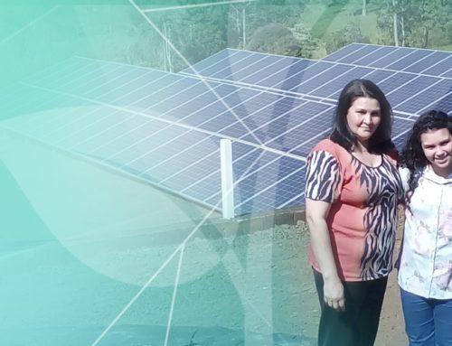 """Agricultores catarinenses """"colhem"""" energia limpa"""
